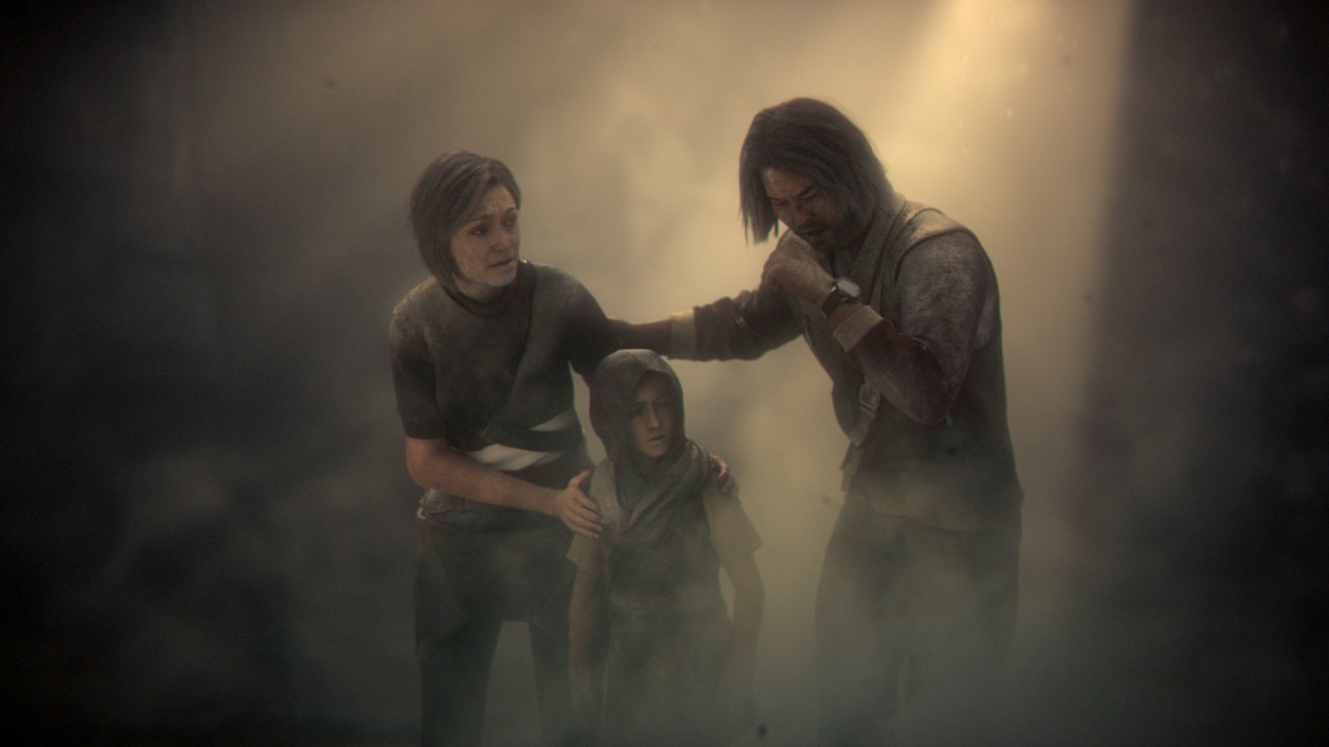Screenshot issu d'une cinématique de Destiny 2.