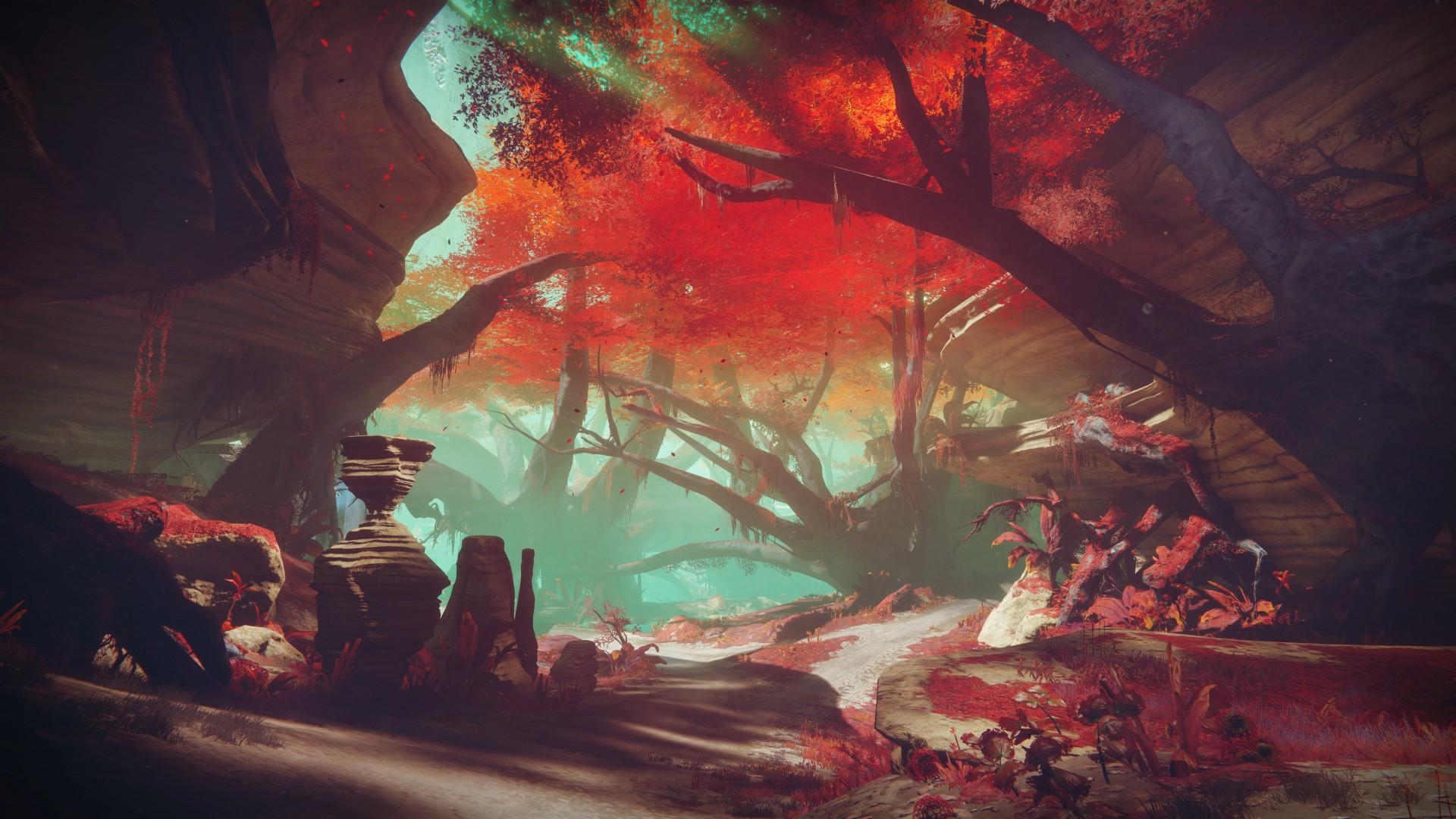 Screenshot de Destiny 2.