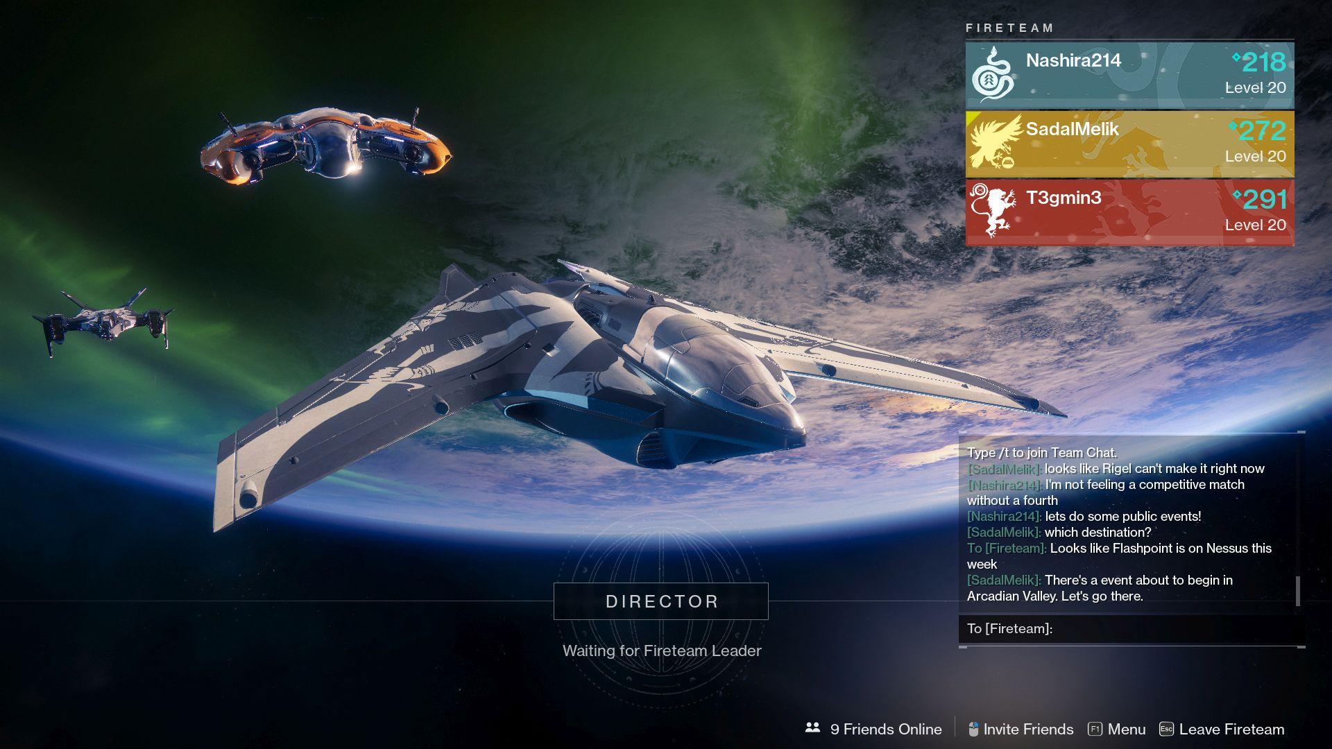 Screenshot de Destiny 2 sur PC.
