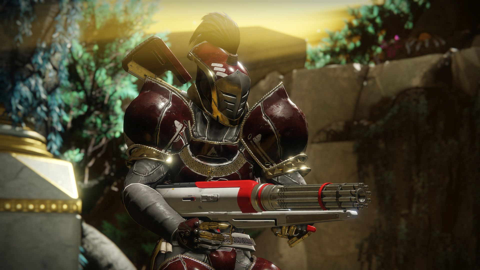 Screenshot de Destiny 2 sur PC.
